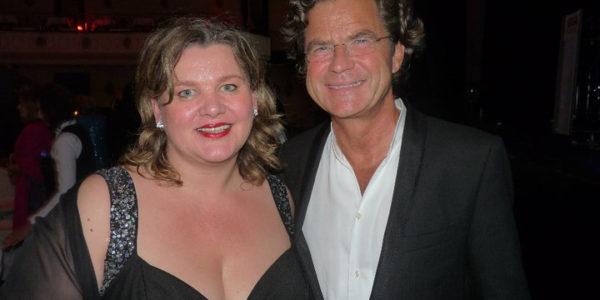 Dr Florian Langenscheidt und Monica Deters