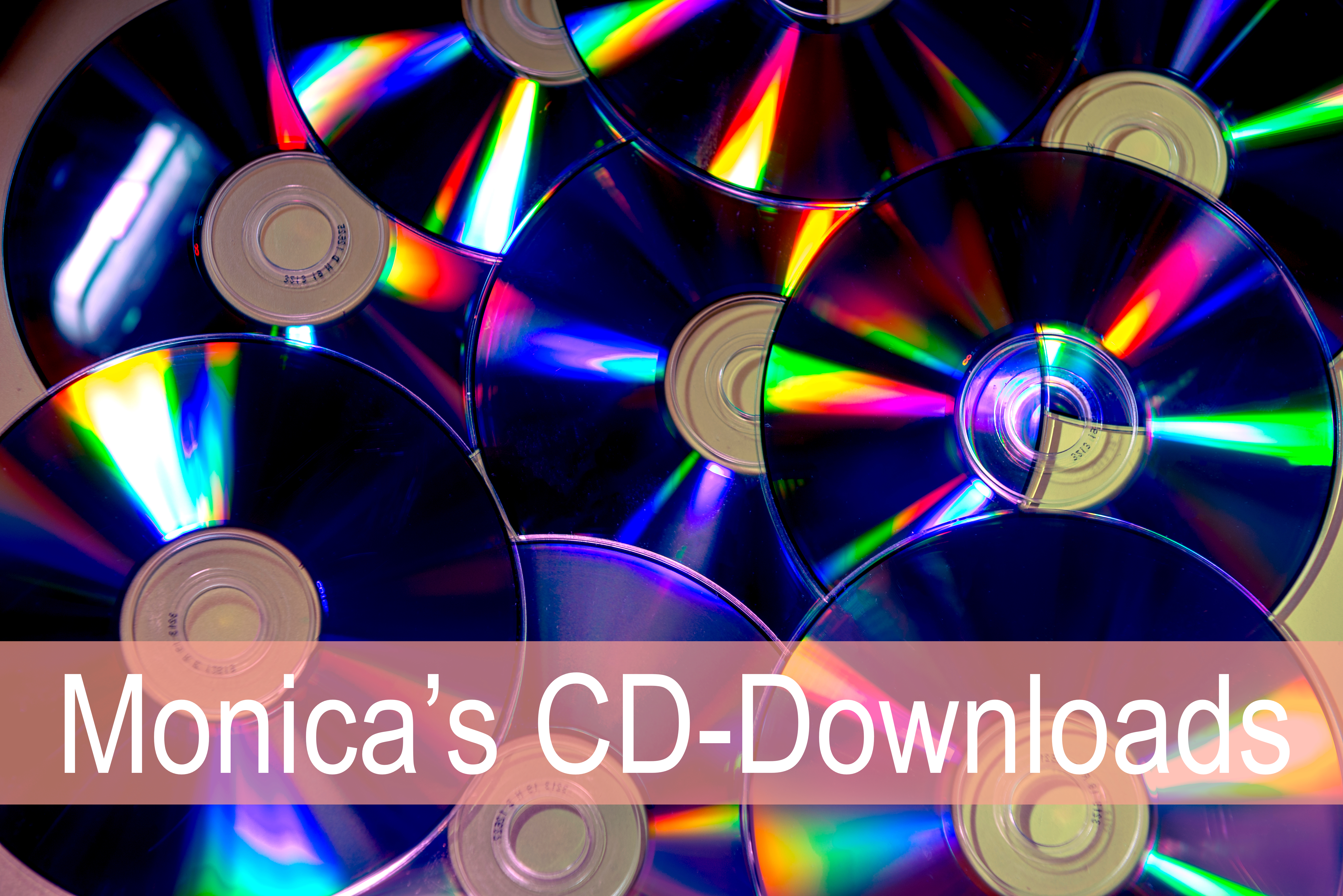 Monicas CDs