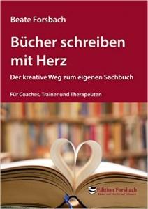 Cover Bücher schreiben mit Herz