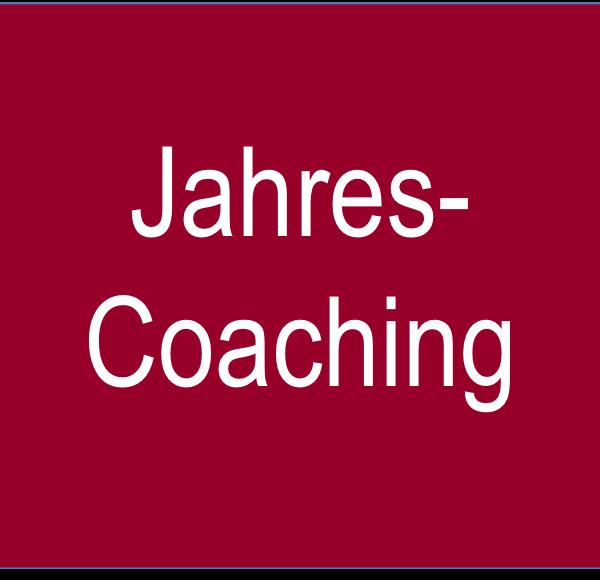 Jahrescoaching