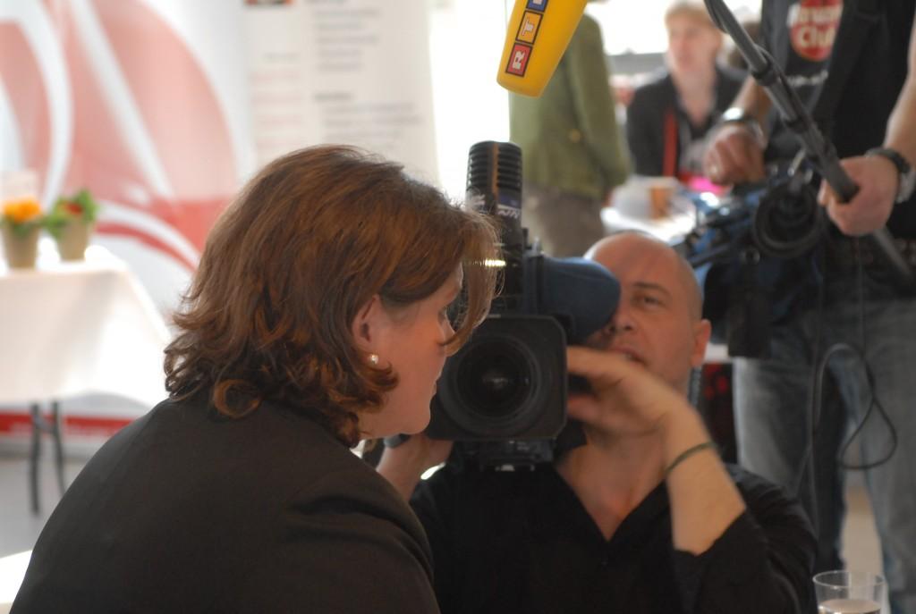 Ego-Wand RTL Live-Coaching ganz nah