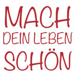 Logo Mach dein Leben schön2
