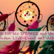 Foto Traumfänger - Ich bin als SPEAKER auf dem Live-Event mit dabei